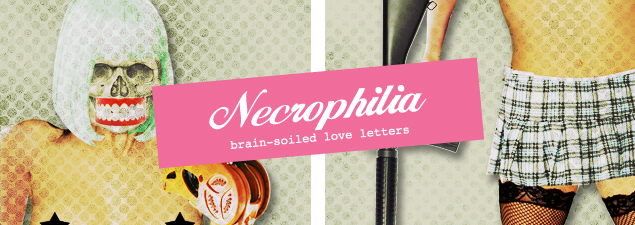 Necrophilia Anthology Cover Design